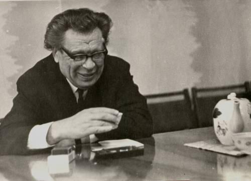 Д.Б. Эльконин – советский психолог