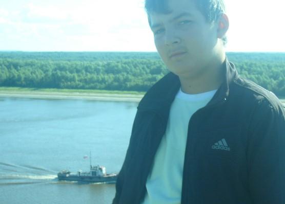сын у реки