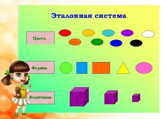 Цветовой Спектр Знакомство Сенсорика