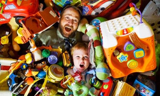 море игрушек