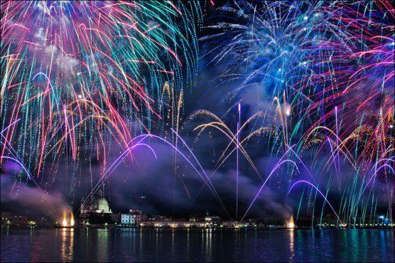 Новый год в Венеции