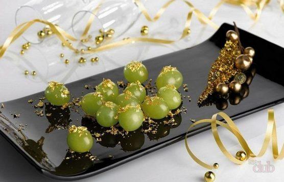 Итальянский Новый год и виноградинки