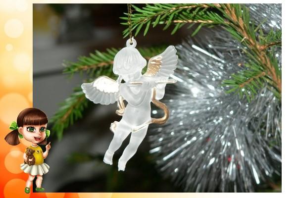 ангелок на елке