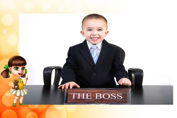 маленький лидер