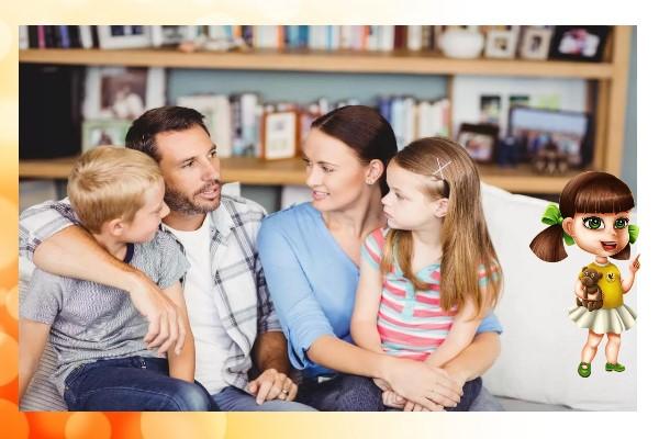 обсуждение в семье