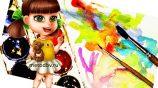 Рисование акварельными красками с детьми: тонкости обучения дошкольников