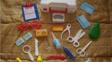 Игрушки для ролевой игры больничка