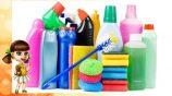 Средства для уборки – ни следа от жира и разводов на окнах