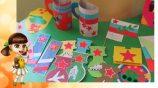 Детские подарки 23 февраля: готовые и своими руками