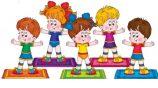 Способы организации детей на физкультурных занятиях