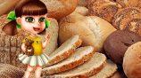 Несколько рецептов из хлеба