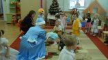 Игры на новогоднем утреннике в детском саду