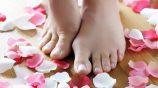 Как лечить косточки на ногах?