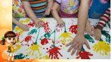 Рисование пальчиками – один из методов развития мышления