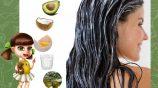 Маска для волос — спасаем волосы зимой!