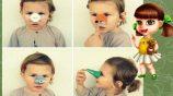Как сделать шикарную карнавальную маску из подручных материалов своими руками?