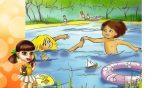 Безопасность детей на воде – берегите ваших малышей!