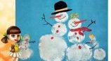 Рисование зимы – актуальное занятие для маленьких художников