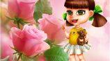Аппликация розы из салфеток – несложный способ создать красоту