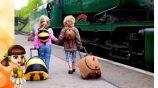 На поезде путешествуем с детьми