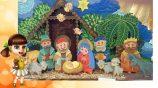 Рисование на тему Рождество в старшей и подготовительной группах