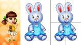 Разрезные картинки. Игра для детей от 1,5 до 7 лет